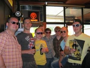 Handballer der MSG Groß-Zimmern/Dieburg
